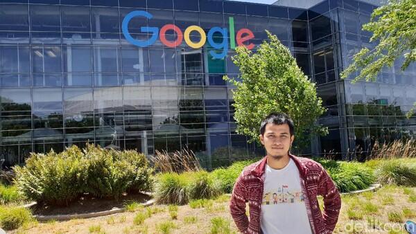 Ini Hamdanil Rasyid, Pemuda Riau yang 'Taklukkan' Google
