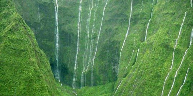 5 Tempat menakjubkan di dunia ini jarang didatangi manusia
