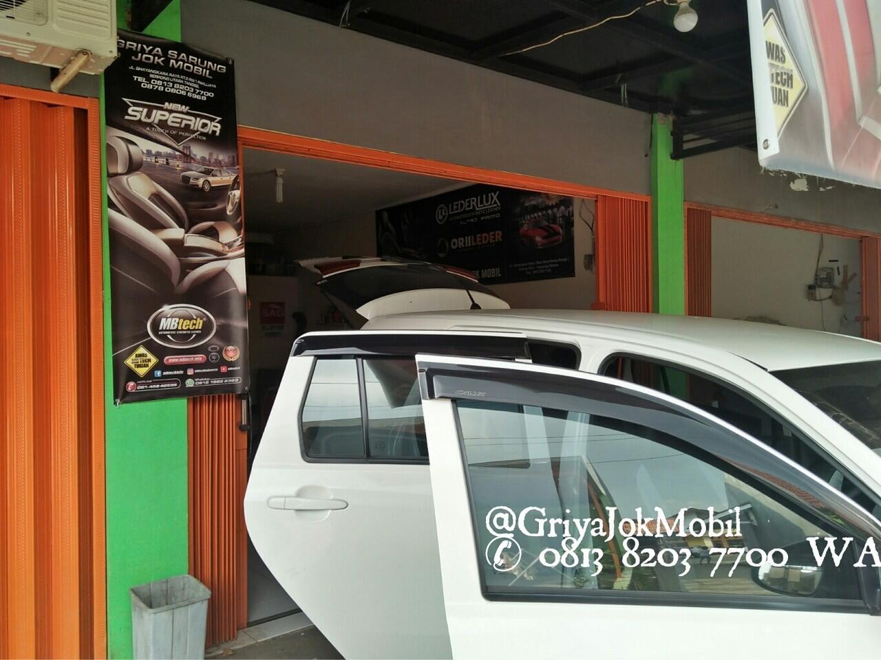 Lowongan Kerja Jahit Jok Mobil di Alam Sutera Tangerang