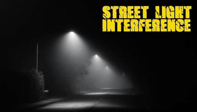 Fenomena Street Light Interference
