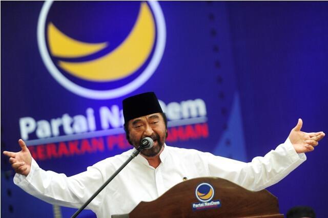 Surya Paloh Ingin Aceh Bangkitan Kejayaan Masa Lampau