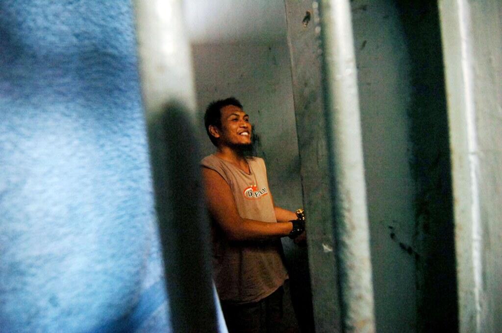 13 Narapidana Teroris Dititipkan di Mapolres Jaksel