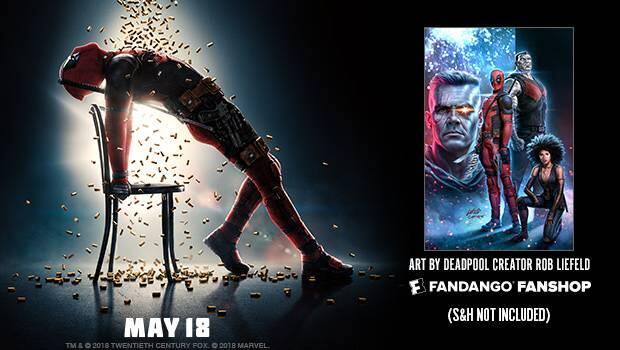 Dari Deadpool 2 hingga 5PM, 5 Film Ini Bakal Tayang di Ramadan 2018. buat ngabuburit