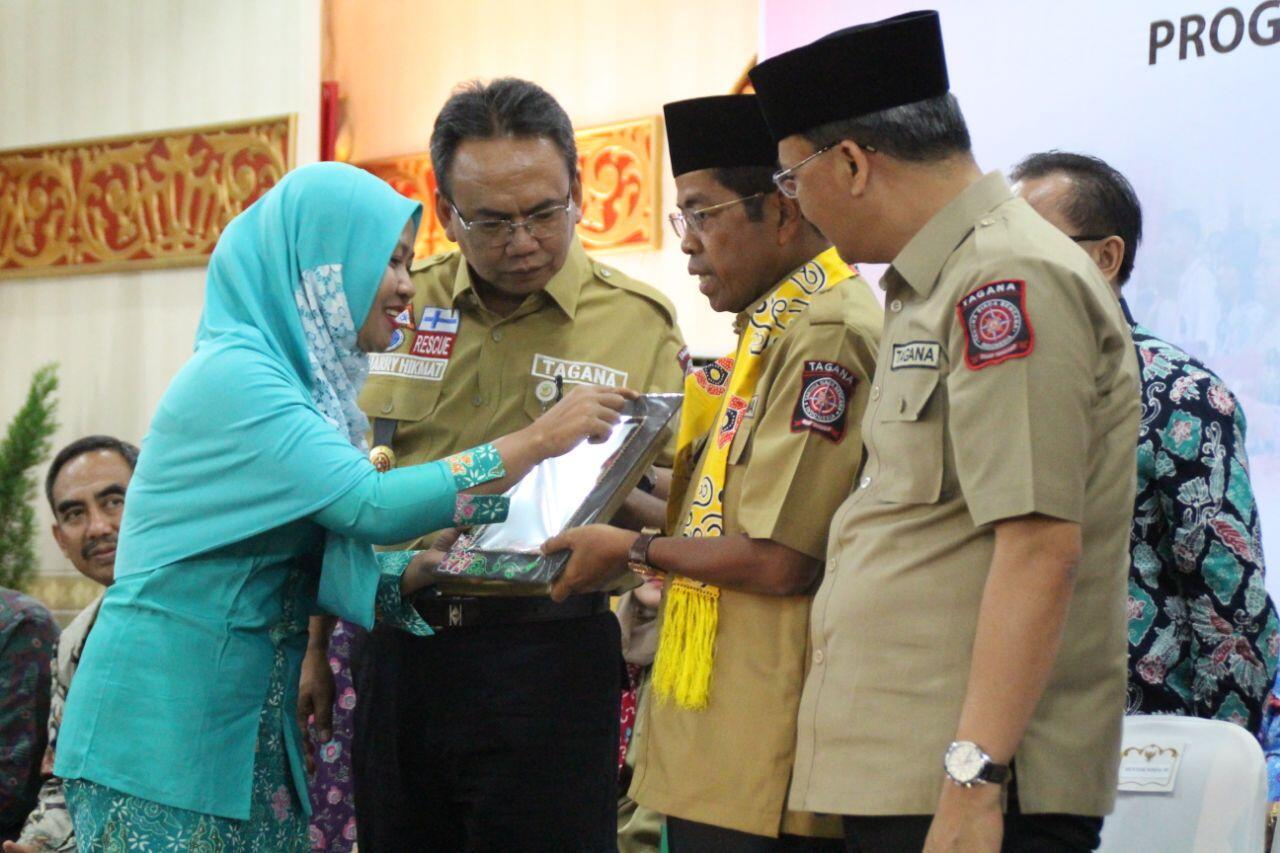 Pencairan PKH Tahap Kedua 2018 Secara Nasional Diawali dari Bengkulu