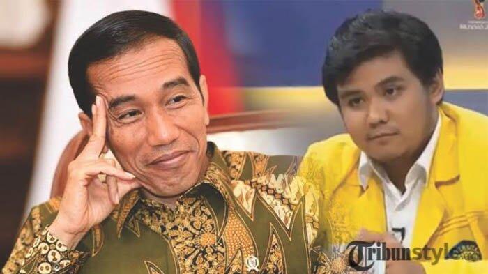 Sangar! Ketua BEM UI Zaadit Taqwa Beri Teguran Lagi Kepada Jokowi,