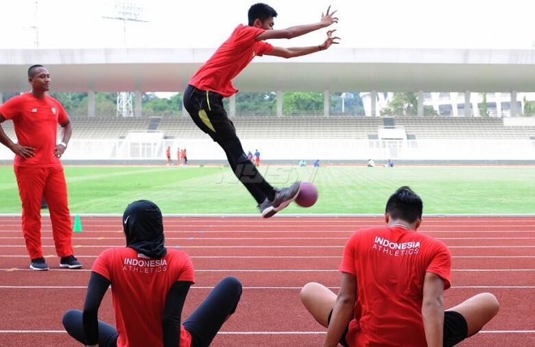 Peserta Bersaing di Kejurnas Atletik 2018, PB PASI Pantau Atlet Junior Berprestasi