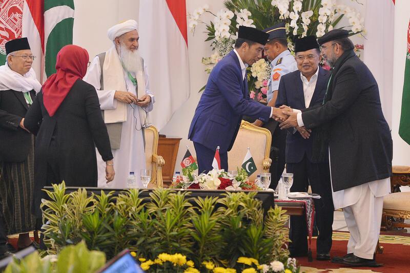 Presiden Jokowi Kembali Kecam Sikap AS yang Pindahkan Kedutaan ke Yerusalem