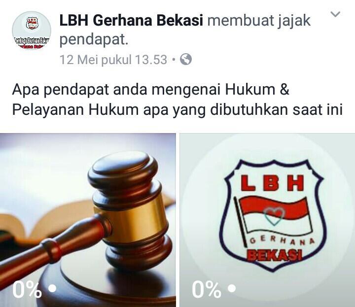 Pendapat Hukum & Pelayanan Hukum