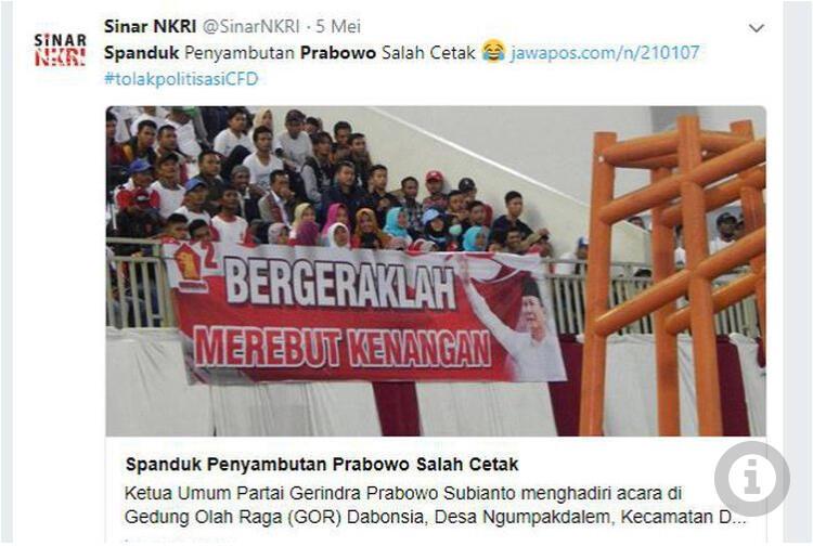 Prabowo: Banyak yang Enggak Suka Sama Saya, Emang Gue Pikirin