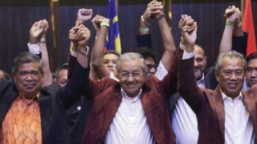 Tak Perlu Hastag #2018GantiPerdanaMenteri, Oposisi Malaysia Menang. Indonesia?