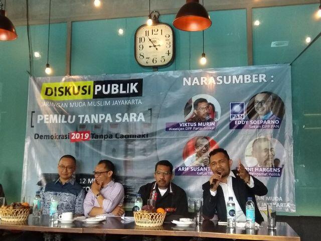 Oposisi Jokowi Disebut Kehilangan Rasionalitas
