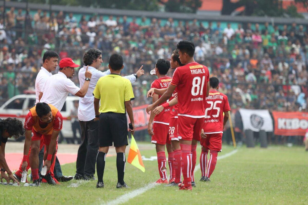 Tekuk Persija 2-0, Madura United Kuasai Puncak Klasemen