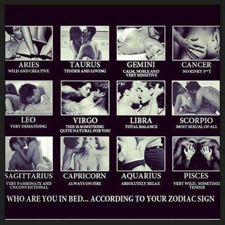 Gaya Seks Terbaik Sesuai Zodiak Buat Sesi Bercinta Makin Hot