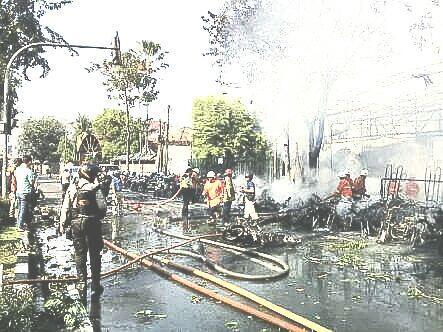 Komandan, Bom Surabaya Itu Kejahatan Terhadap Kemanusiaan