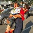 30 Kendaraan Terkena Ledakan di Arjuna Surabaya, Beberapa Ada Penumpangnya