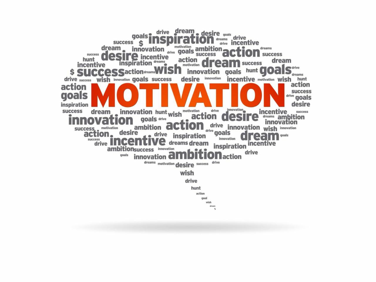 Motivasi Terbaik Adalah Situasi Kepepet