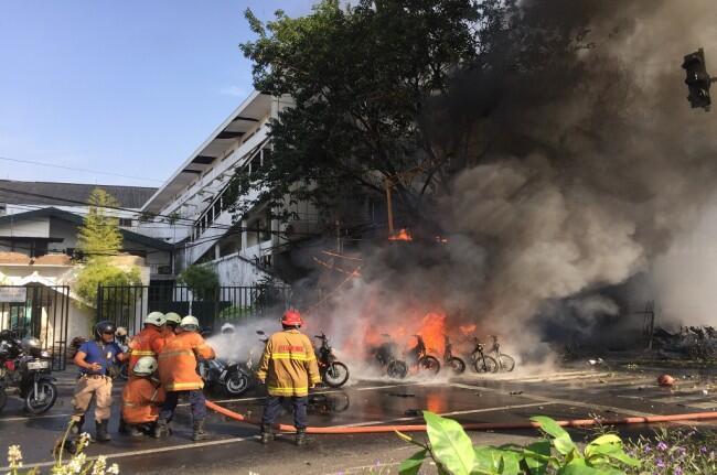 Rusuh Mako Brimob Disebut 'Menyuntik' Gairah Teroris