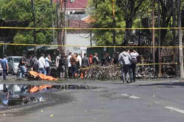 ISIS Mengaku di Balik Serangan Bom Surabaya