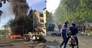 Surabaya Berduka, Teror Kembali Datang