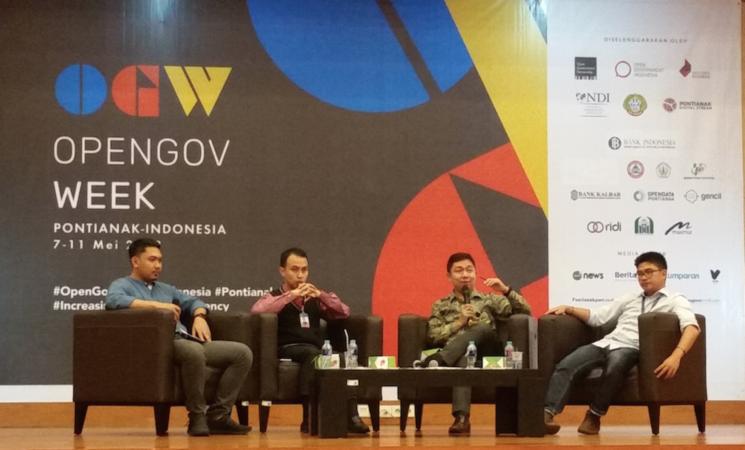 OGW, Kerja Bareng Pemerintah dan Publik Menuju Indonesia Lebih Maju