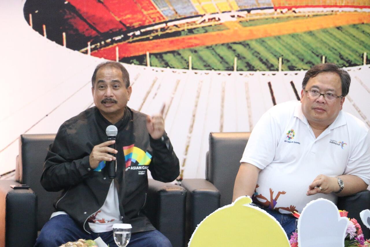 Kemenpar Siapkan 75 Paket Wisata Dukung Asian Games 2018