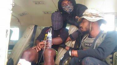 Polisi Cokok Anggota OPM Terlibat Penembakan Kopassus