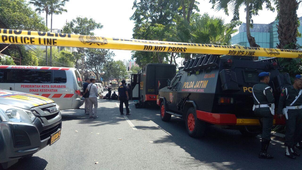 Anak 11 Tahun Jadi Korban Ledakan Bom di Gereja Santa Maria Tak Bercela
