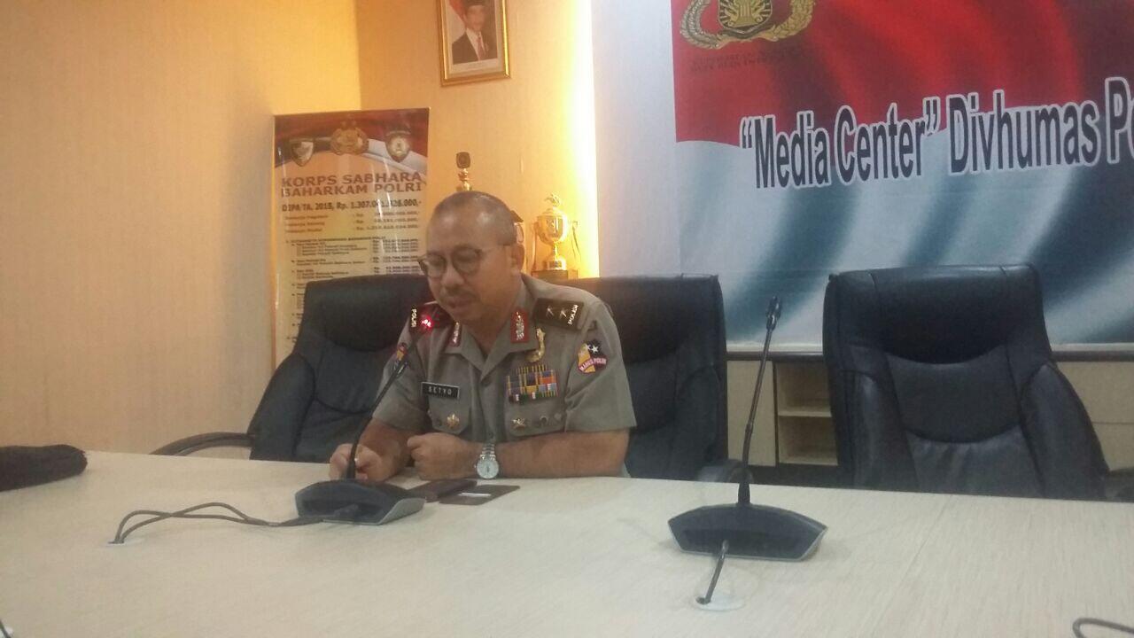 Polisi Tembak 4 Teroris di Cianjur Jelang Teror Bom Surabaya