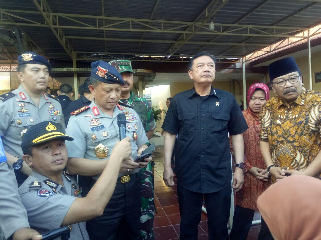 Jokowi: Terorisme Adalah Kejahatan yang Tidak Terkait Agama Apa Pun