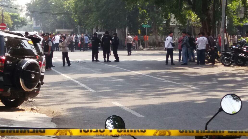 Pasca Ledakan Bom, Polda Jatim Minta Semua Gereja di Surabaya Ditutup