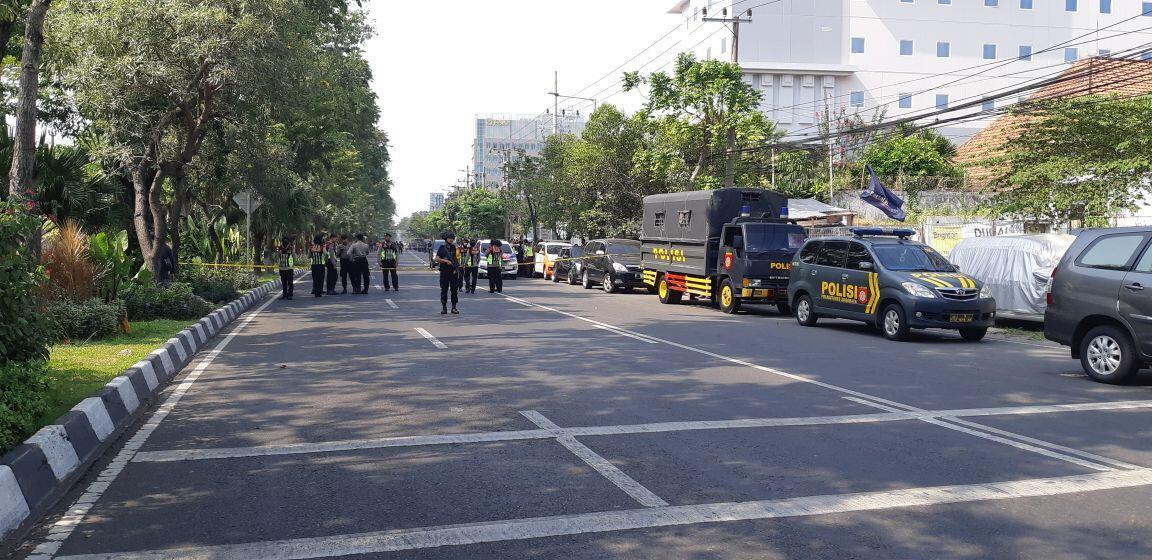 Polisi: Semua Korban Ledakan Bom Surabaya Sudah Dibawa ke Rumah Sakit