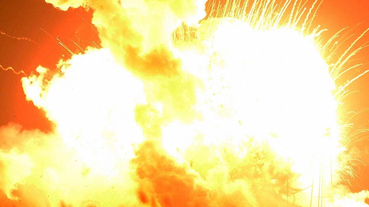 Ledakan Bom di Rusunawa Wonocolo Sidoarjo Dikira Warga Tabung Gas