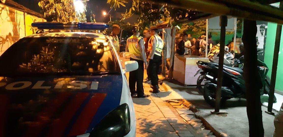 Bom di Rusunawa Sidoardjo, Terdengar 5 Kali Ledakan