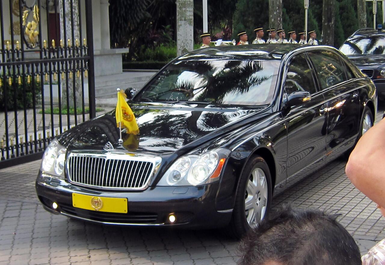 Intip Kemewahan 5 Mobil Kenegaraan Ini yang Harga dan Elegannya Bikin Geleng-Geleng
