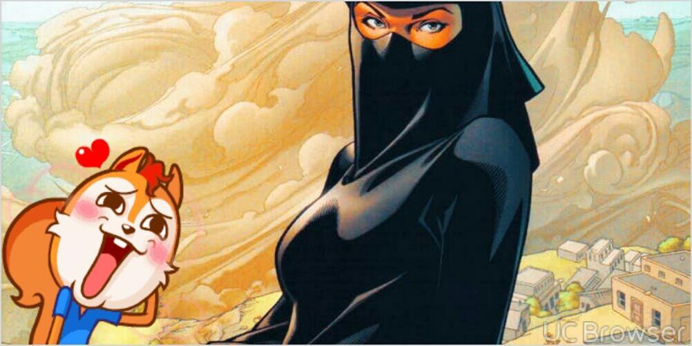5 Pahlawan Muslim dari Marvel, Ada yang Gunakan Cadar dan Berstatus Haji
