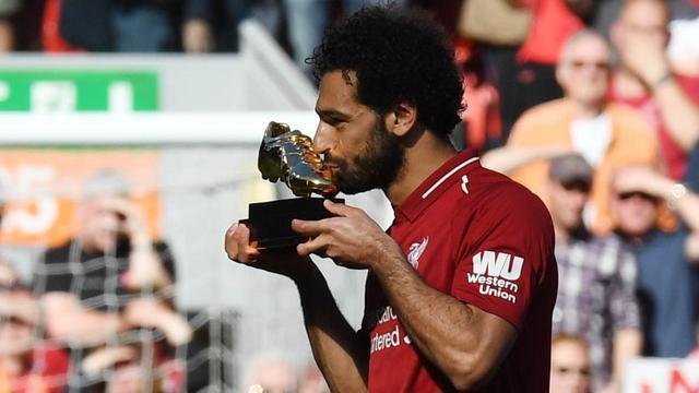 Klopp: Salah Bakal Makin Ganas di Liverpool Musim Depan