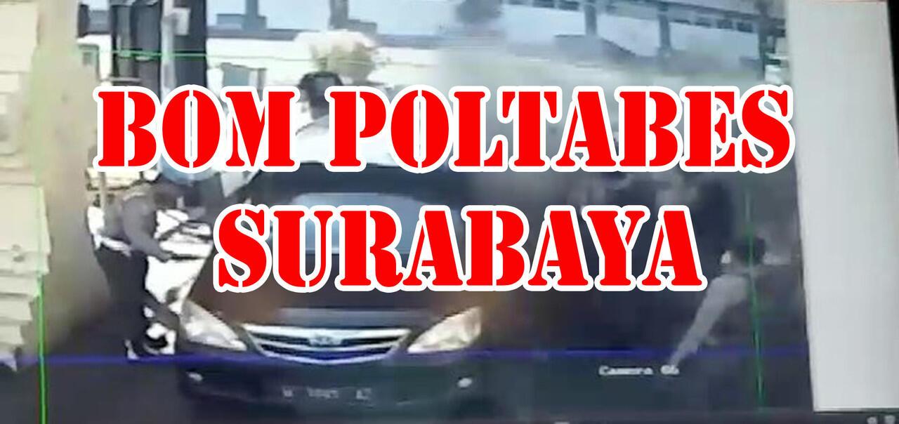 KUMPULAN VIDEO CCTV & AMATIR BOM SURABAYA [GKI - POLRESTABES SURABAYA]