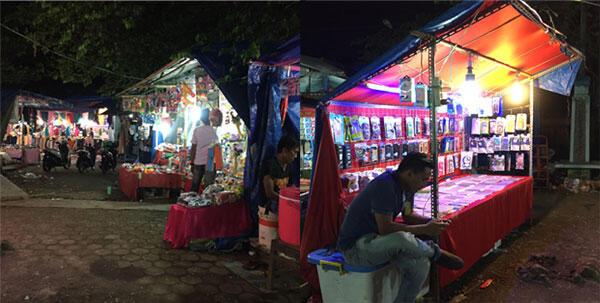 Melipir Ke Pasar Malam Yang Menghibur dengan Berbagai Wahana Bermain