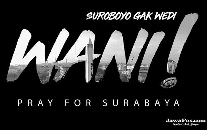 Dari Surabaya, Indonesia, Terorisme, dan Moral