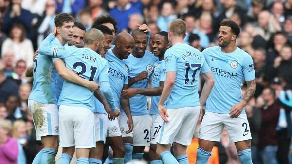 Sederet Rekor yang Berhasil Dipecahkan Man City di Premier League