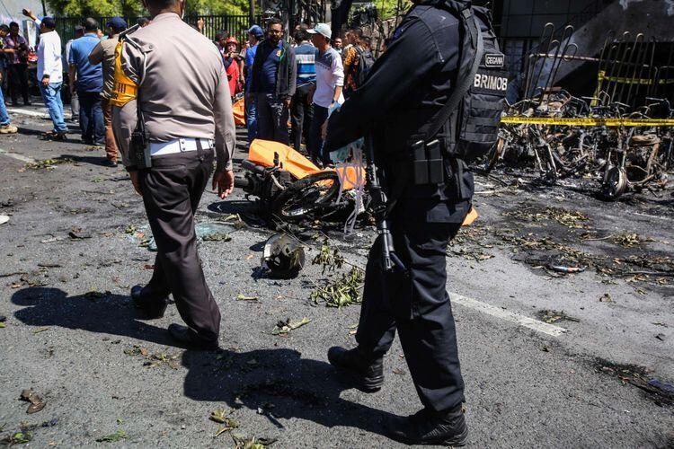 APPERTI Kecam Aksi Bom Bunuh Diri di Surabaya