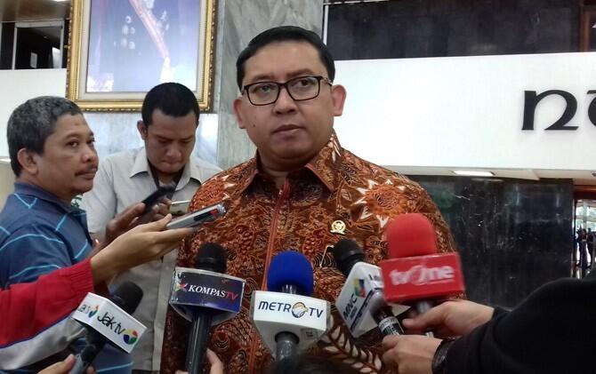 Fadli Zon Tak Setuju Jokowi Terbitkan Perppu Terorisme, Ini Alasannya