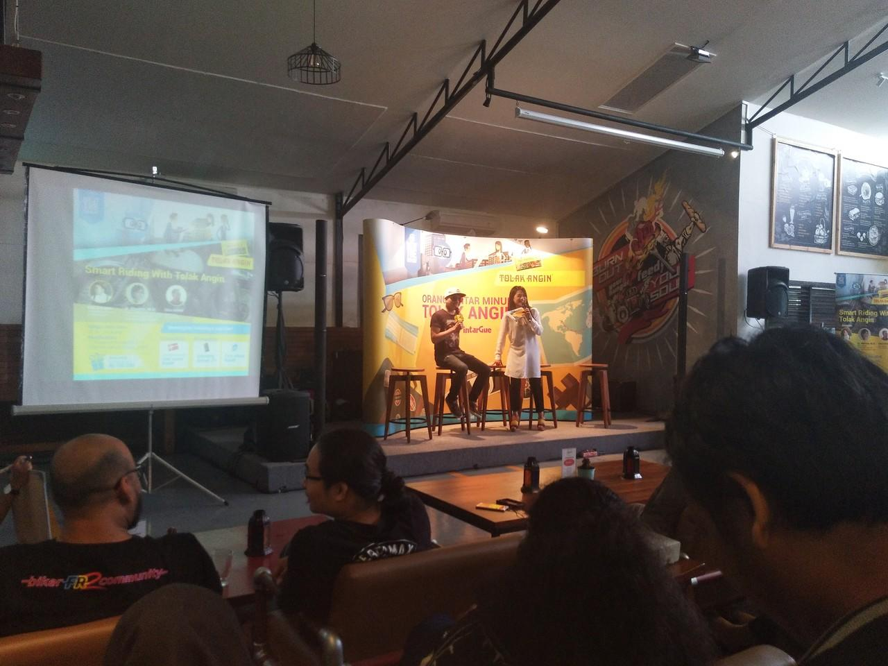 [Field Report]Kemeriahan Kaskus Meet The Expert with Tolak Angin #CaraPintarGueMTE