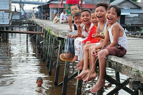 [COC GL] 'Hikayat' Sungai Bersih dan Jernih di Negeriku