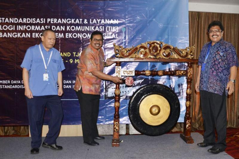 Dirjen SDPPI: Perlu Repositioning Standardisasi Hadapi Ekonomi Digital