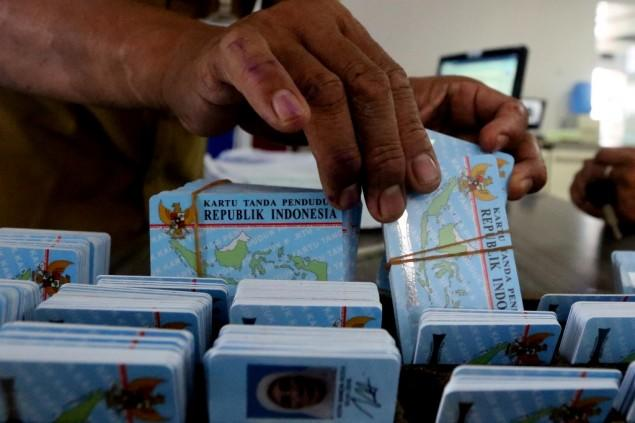Layanan Rekam Cetak KTP-el Seluruh Indonesia, Hadir di Kota Palu