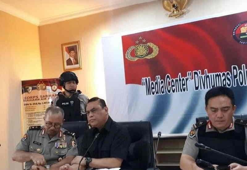 Operasi Penanggulangan Kerusuhan di Mako Brimob Berakhir Pukul 07.15 WIB