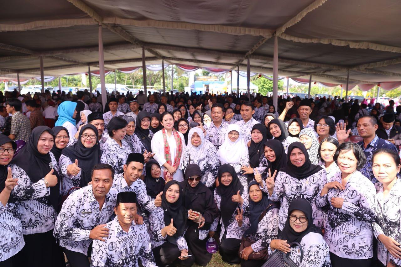 SK Tunjangan Profesi, Bukti Pemerintah Peduli Kesejahteraan Guru