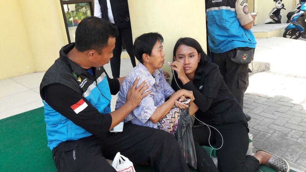 Kemensos Siapkan Tim Psikososial Bantu Korban Terorisme di Surabaya