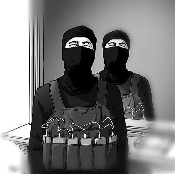 Terorisme dan Kegagalan Cinta